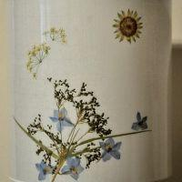 Flowered Lampshade - Sunrise