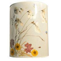 Flowered Lampshade - Linaigrette jaune